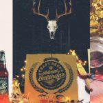 Kalendarz adwentowy z24  piwami woczekiwaniu naświęta Bożego Narodzenia!
