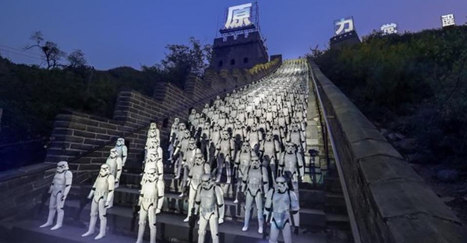 star-wars-muraille-de-chine