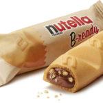 Nutella B-ready przepyszny baton wypełniony Nutellą