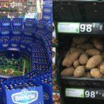 7 tanich ipomysłowych kreacji produktów wsupermarketach