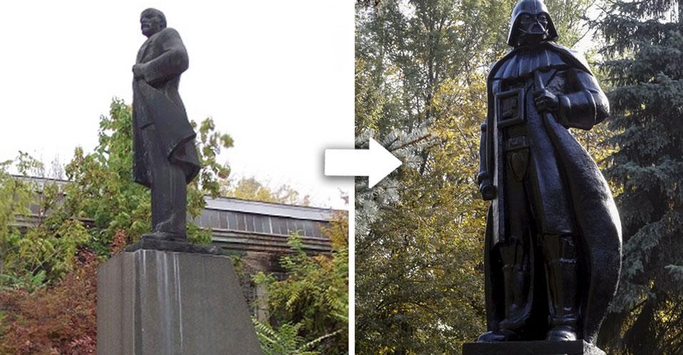 statue-lenine-dark-vador-1