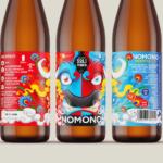 Niesamowita etykieta Polskiego piwa IPA