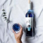 Niebieskie wino! Pomysł Hiszpańskiego start-upu.